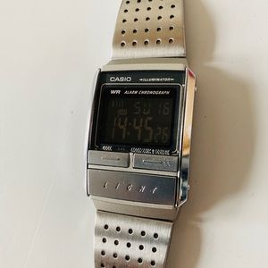 Casio Illuminator WR Alarm Chronograph Watch